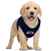 Seattle Seahawks Pet Vest Harness - College Navy