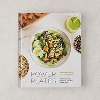 Power Plates: 100 Nutritionally Balanced, One-Dish Vegan Meals By Gena Hamshaw | Urban Outfitters