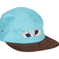 WHITE EYES CAMP HAT LIGHT BLUE – Odd Future