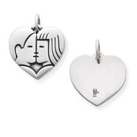 The Kiss Charm | James Avery