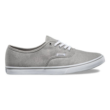 Washed Canvas Authentic Lo Pro | Shop Womens Shoes at Vans