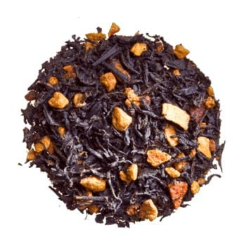 Hot Cinnamon Spice Loose Leaf Black Tea