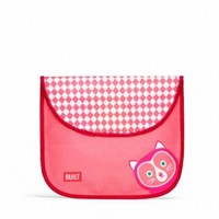 BUILT NY Big Apple Buddies Insulated Sandwich Bag, Cornelia Kitty