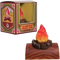 Campfire Tap-On Nightlight