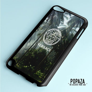 Versace logo palm tree iPod Touch 5 Case
