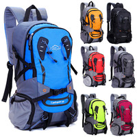 Fashion Outdoor Sport Travel Backpack Nylon Big Bags Male Large Capacity Backpacks Hiking Women Travel Duffle Bag Luggage Bags