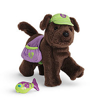 American Girl® Accessories: Pet Camping Outfit