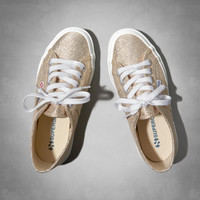 superga lam? sneakers