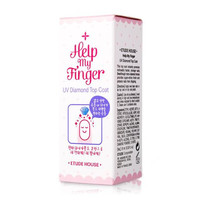 ETUDE Help My Finger UV Diamond Nail Top Coat