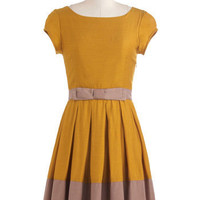 Life is a Maize Dress | Mod Retro Vintage Dresses | ModCloth.com