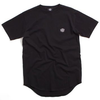 Triboro Scoop T-Shirt Black