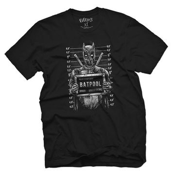 Batpool Men's T Shirt
