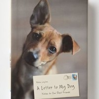 A Letter To My Dog: Notes To Our Best Friends by Anthropologie Assorted One