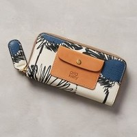 Daisy Lane Wallet by Orla Kiely Blue All Clutches