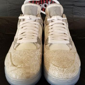 "DCCKV2S Air Jordan 4 ""Laser�- Men's size 12 (DS)"