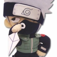 Naruto Plush: Kakashi (10 in)