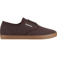 Emerica Wino Mens Shoes Brown/Beige/Gum  In Sizes
