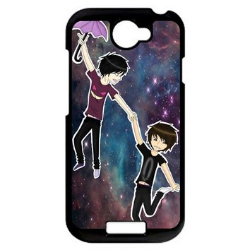 Dan And Phil Space HTC One S Case