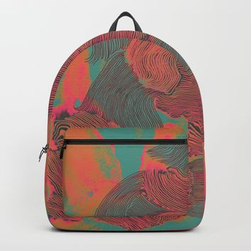 Mind Trip Backpack by duckyb