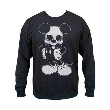 Lowbrow Art Mickey Mouse Sweatshirt