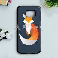 Space Fox Samsung Galaxy S7 Case | armeyla.com