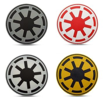 PVC Morale Patches Star Wars Imperial Empire patches hook airsoft military tactical pvc patch Stormtrooper for vest
