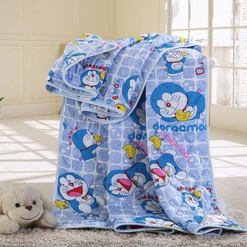 quilt sale quilting stitching children cartoon quilt bedding cotton print summer quilts 150x200cm