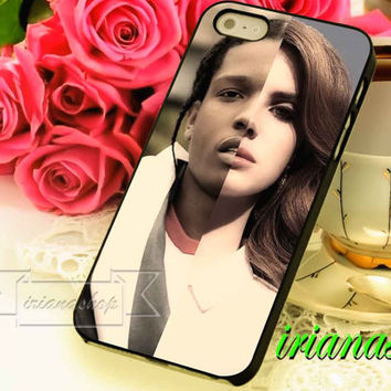 Asap Rocky Lana Del Rey for iphone4/4s, iphone 5, iphone 5s, iphone 5c and Samsung galaxy s3, Samsung galaxy s4 case