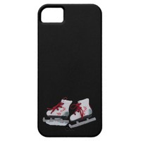 Ice skates iPhone 5 covers