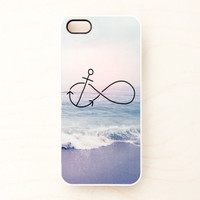 Anchor Infinity iPhone Case 6 Plus 5C 5 4S Beach Ocean Always Anchored Nautical