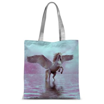 AOP Fantasy Classic Sublimation Tote Bag