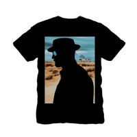 Breaking Bad - Photo Profile with RV - T-Shirt (X-Large)