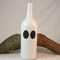 Halloween Decoration, Ghost Bottle, Fall Decorations, Halloween Ghost