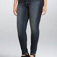 Torrid Skinny Jean - Indigo Dark Dream Wash (Tall)