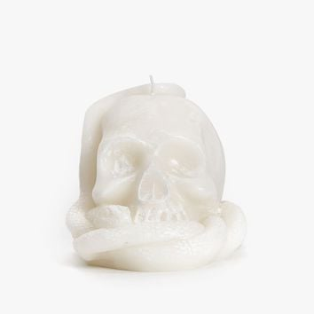 SKULL-SHAPED CANDLE - CANDLES - DECOR | Zara Home United States of America