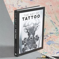 The Art of Tattoo Book at asos.com