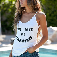 LA Hearts Fireworks Cami Tank Top at PacSun.com