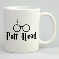 Harry Potter Pott Head Mug, Tea Mug, Coffee Mug