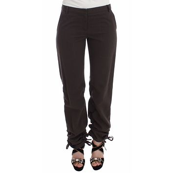 Brown Chinos Casual Dress Pants Khakis