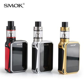 SMOK G-Priv 220W Electronic E Pen Kit Cigarette Mod Touch Screen TFV8 Tank Vapor