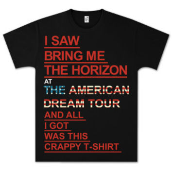 BMTH Crappy T-Shirt