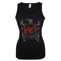 Slayer - Eagle Juniors Tank Top