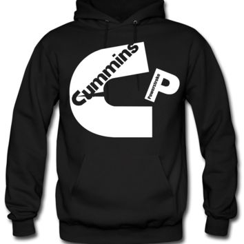 CUMMINS EATING POWERSTROKE FORD  hoodie