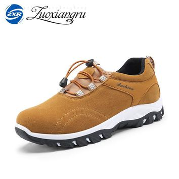 Zuoxiangru Summer New Styls sports Men's Hiking Shoes High Quality Breathable Men's Sports Shoes Sneakers
