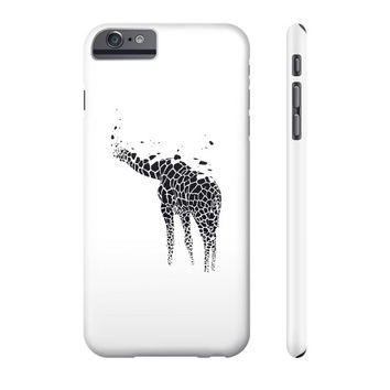 Giraffe Ink Phone Case