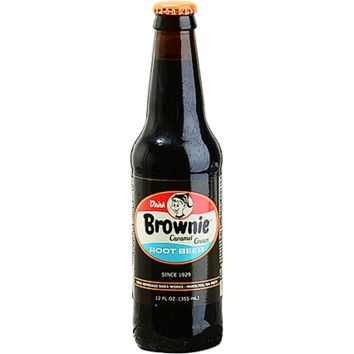 Brownie Caramel Root Beer