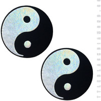 Yin Yang Pasties in Prism
