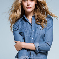 The VS Denim Shirt