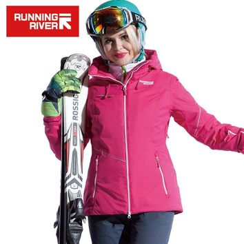 Women Ski Jacket Windproof Snow Winter Jacket For Women Winter Sports Jacket Outdoor Ski Coat