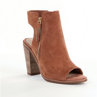 Gianni Bini Xanderr Peep-Toe Booties | Dillards